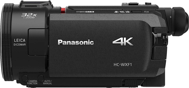 HC-WXF1K Battery Charger for Panasonic HC-WXF1 HC-WXF1M 4K Ultra HD Camcorder