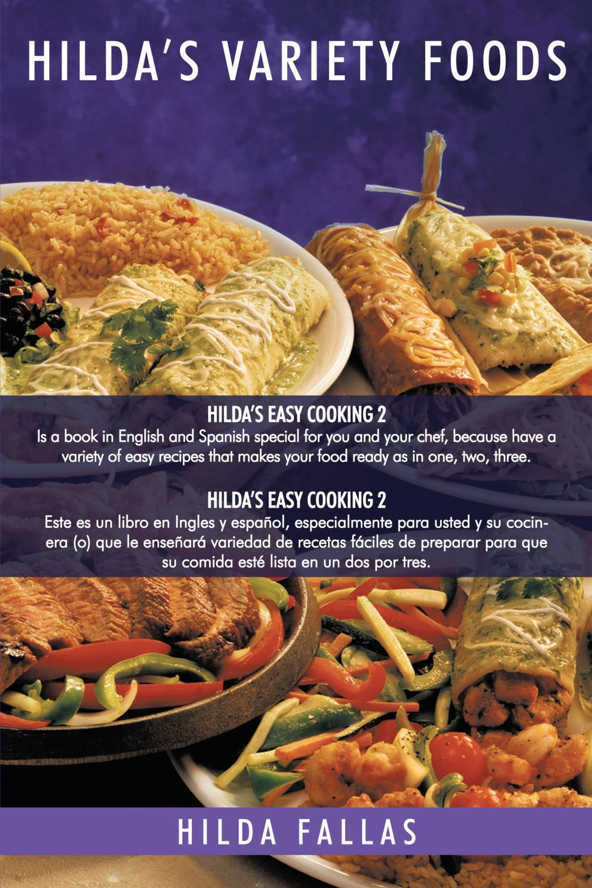 Hilda's Variety Foods (Spanish Edition) pdf epub