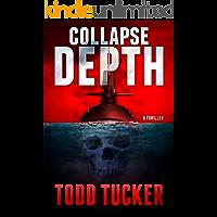 Collapse Depth (A Danny Jabo Novel Book 1) (English Edition)