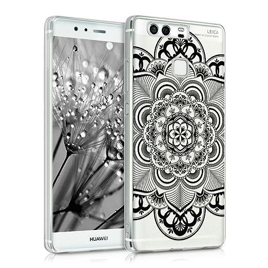 15 opinioni per kwmobile Cover per Huawei P9- Custodia in silicone TPU- Back case protezione