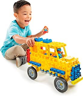 product image for Little Tikes Waffle Blocks Vehicle School Bus