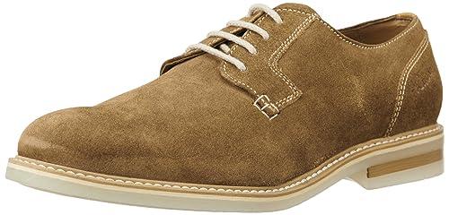 Buy Ruosh Men's Tan Suede Shoe - 11 UK