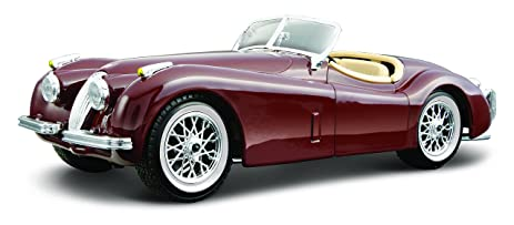 1:24 1951 Jaguar Xk 120 Roadster Kit