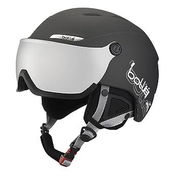 1ac8033f444b Bollé B-yond Visor Ski Helmets  Amazon.co.uk  Sports   Outdoors