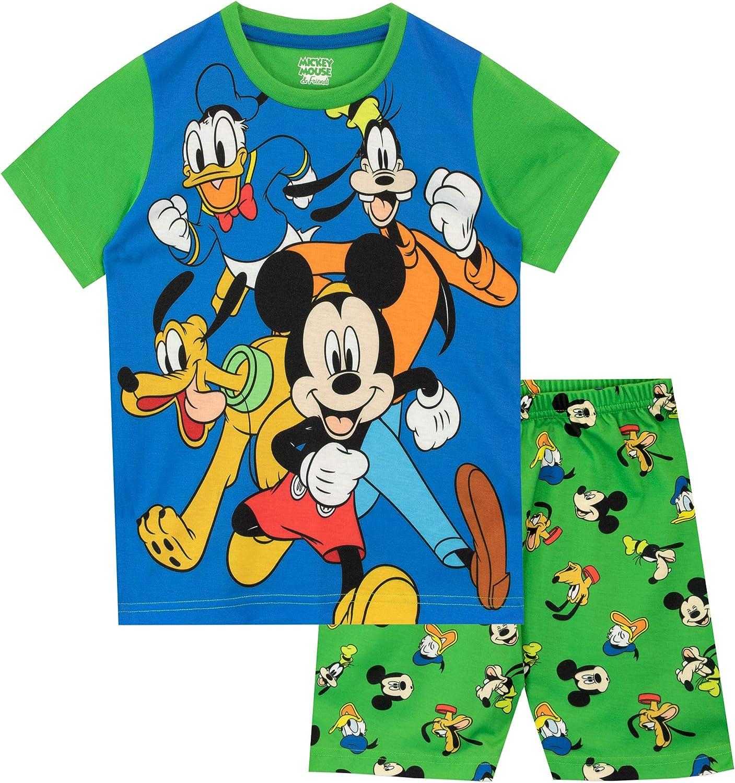 Disney Boys Mickey Mouse Pajamas