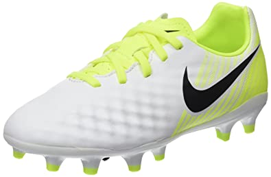 Nike Kids Jr Magista Opus II FG Soccer (Toddler Little Big Kid) 6a6b14eb439a5