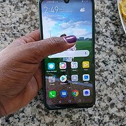 Amazon Com Huawei P30 Lite 128gb 4gb Ram 6 15 Display Ai Triple Camera 32mp Selfie Dual Sim Global 4g Lte Gsm Factory Unlocked Mar Lx3a International Version Midnight Black Electronics