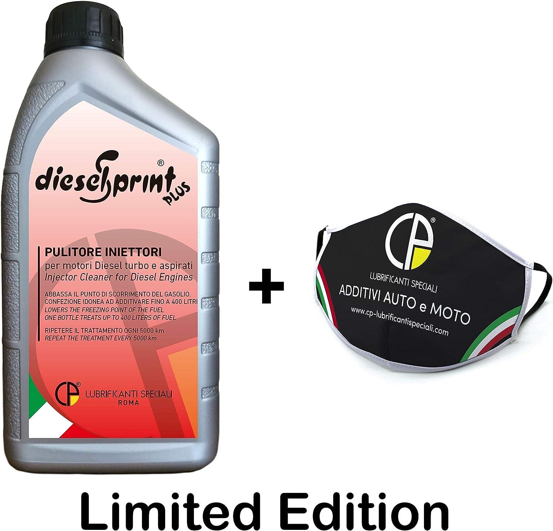 1 Liter 1 Flasche Von 1000 Ml Dieselsprint Plus Additiv Injektor Reiniger Diesel Motoren Auto