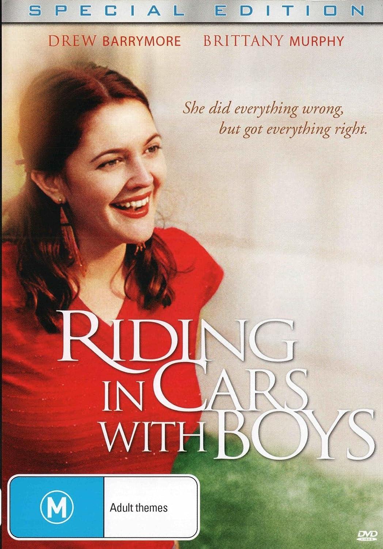 Amazon Com Riding In Cars With Boys Drew Barrymore Brittany Murphy Steve Zahn Adam Garcia Penny Marshall Movies Tv