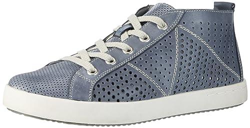 Remonte D5272, Zapatillas Altas para Mujer, Azul (Jeans/Jeans/14), 39 EU