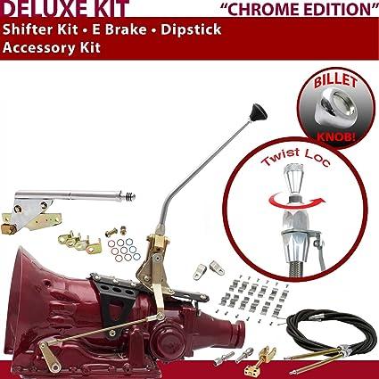 Americana Shifter Empresa ascs1 C4 F32q1 X FMX Cable de freno ...