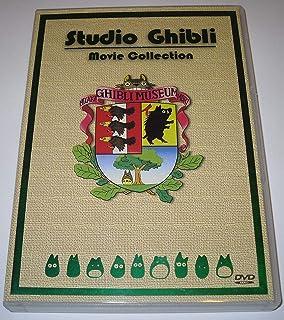 New Studio Ghibli Films Collection Hayao Miyazaki 17 Movies (6 DVD)