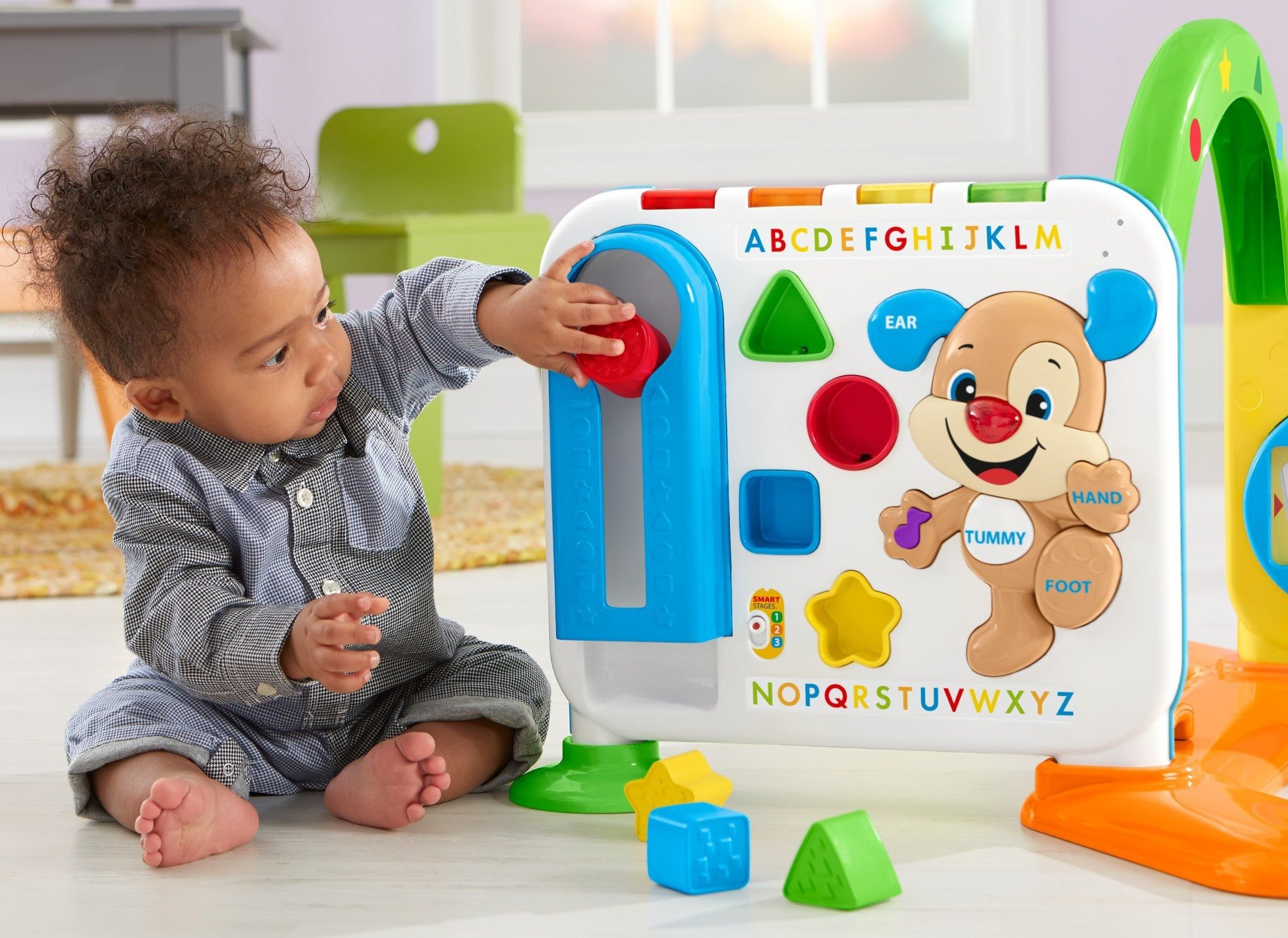 Fisher-Price Laugh & Learn Crawl-Around Learning Center by Fisher-Price (Image #9)