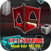 Mods : Super Furniture Mod for MCPE - New