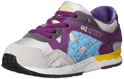 separation shoes 05a91 55445 ASICS Gel Lyte V TS Running Shoe (Toddler), Soft Grey/Light ...