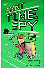 Agent Time Spy 2 Kindle Edition