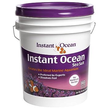 Amazon Com Instant Ocean Sea Salt For Marine Aquariums Nitrate