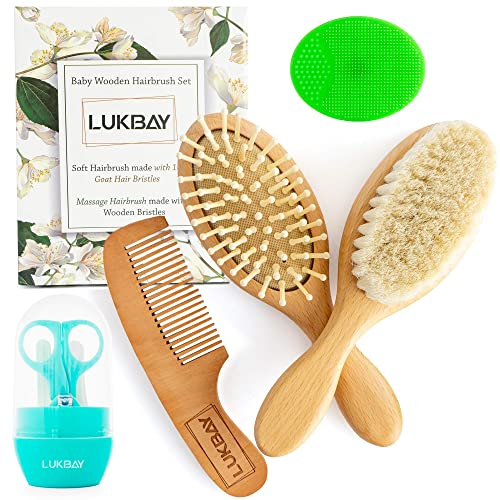 Toddler Hair Brush Comb Set-Complete Kit Baby Products
