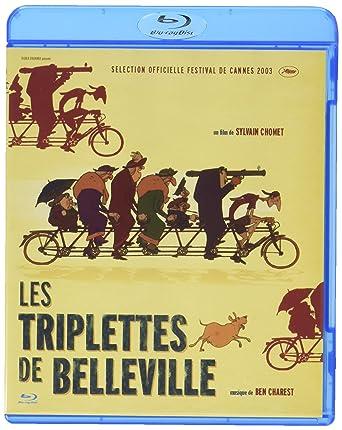LES BELLEVILLES GRATUIT TRIPLETTES DE TÉLÉCHARGER