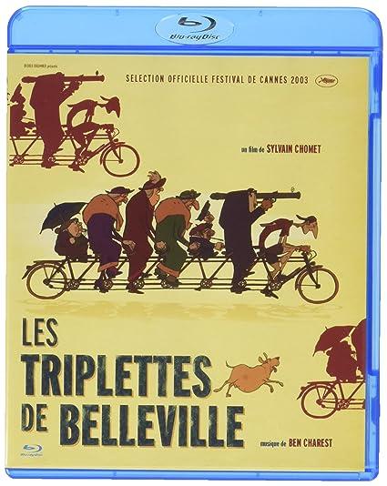 LES TRIPLETTES DE BELLEVILLES