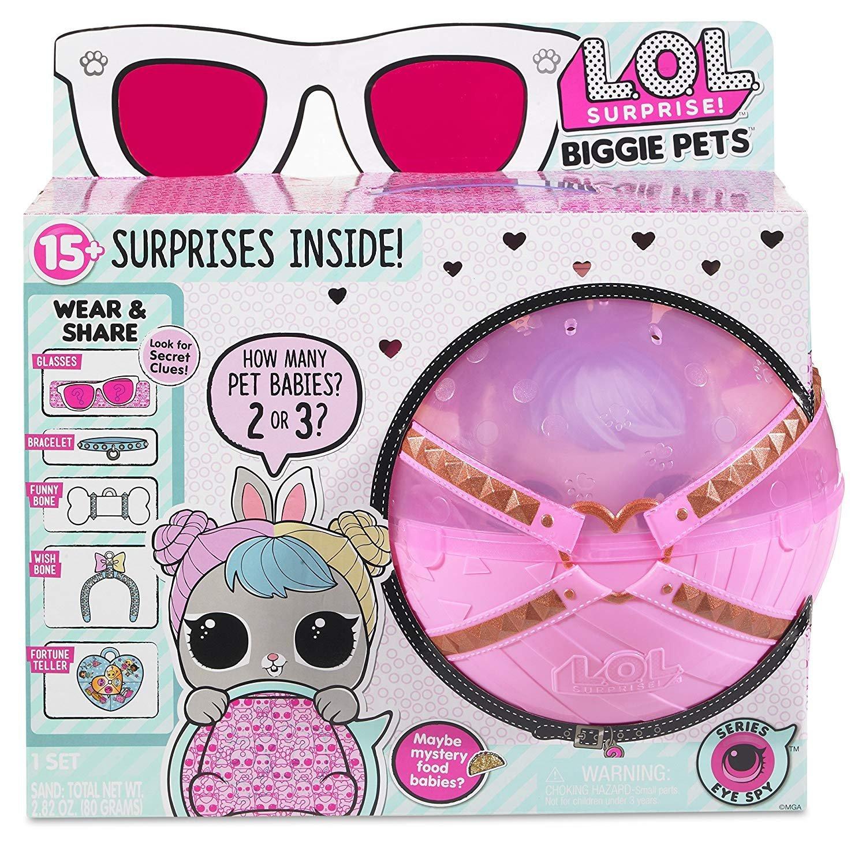 L.O.L. Surprise!!!! Biggie Pet DOLLMATION
