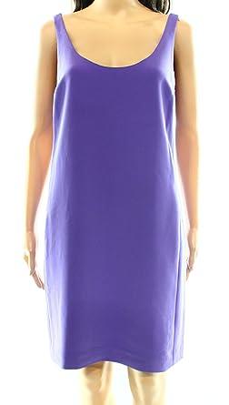 Purple Shift Dresses