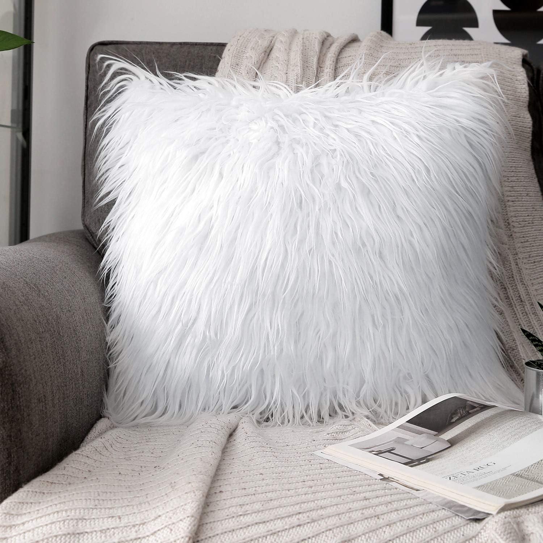 large decorative sofa pillows large sofa pillows sofa.htm amazon com phantoscope luxury series throw pillow covers faux fur  throw pillow covers faux fur