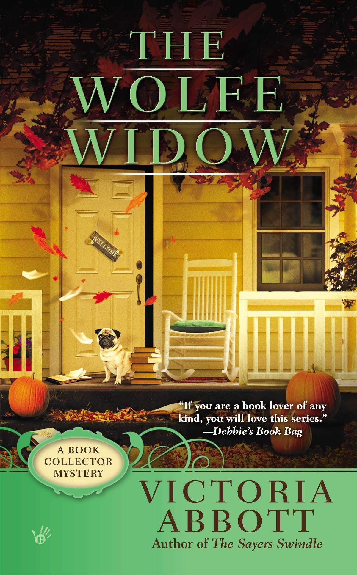 Download The Wolfe Widow (A Book Collector Mystery) PDF