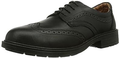 Chaussures Maxguard noires homme 5SjfH8KHD