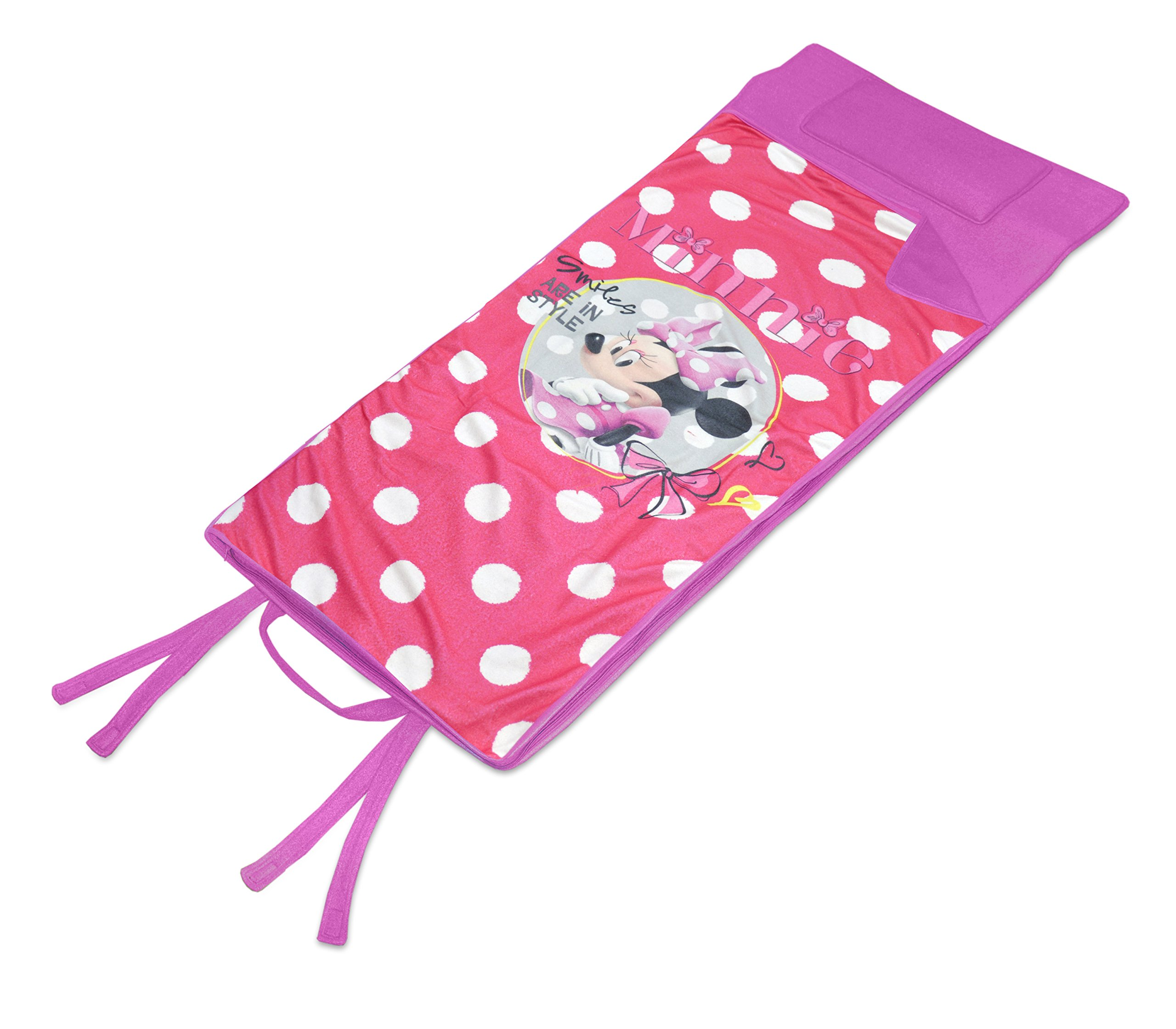 Disney Minnie Mouse Memory Foam Nap Mat