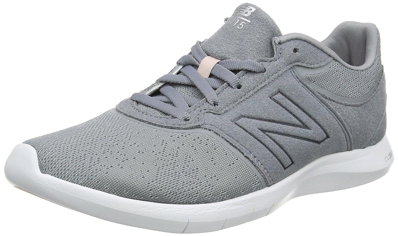 New Balance 415, Zapatillas para Mujer 36.5 EU|Gris (Grey/White Seasonal)