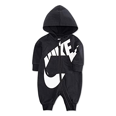 507da9599a5 Amazon.com  NIKE Children s Apparel Baby Hooded Coverall  Clothing