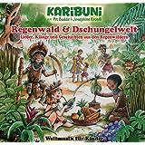 Regenwald & Dschungelwelt-Weltmusik für Kinder