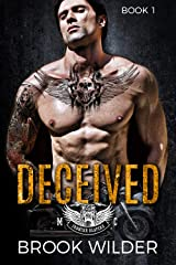 Deceived (Frontier Reapers MC Book 1) Kindle Edition