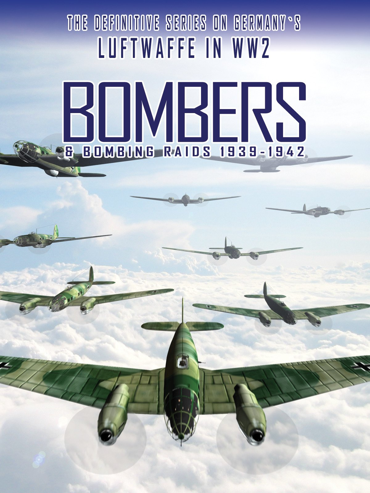 Bombers & Bombing Raids: 1939-1942 on Amazon Prime Video UK