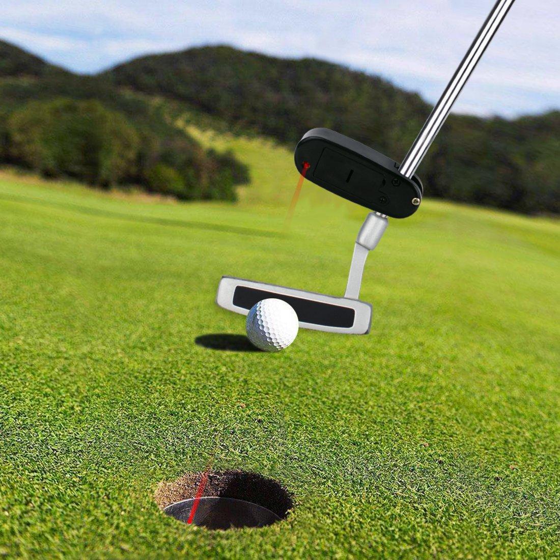 Andux Golf Laser Putting Trainers Golf Training Aids GEFTG-01