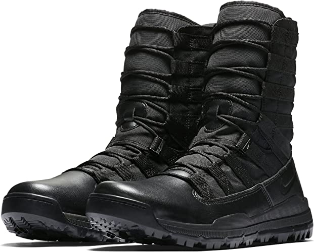 huella dactilar alondra Repelente  Amazon.com: Nike 922474-001 SFB Gen 2 - Botas para hombre (triple ...
