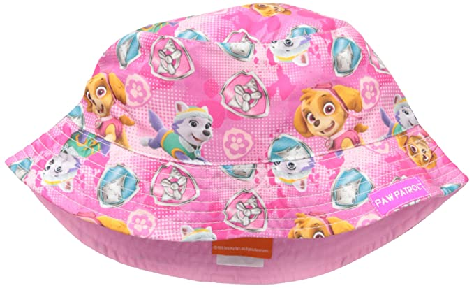 8107aa3f1e6 Paw Patrol Girls  Toddler Girls  Character Bucket Hat