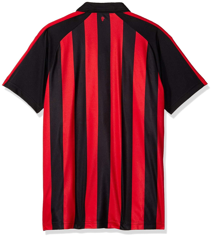6fe1e9db518 Amazon.com : PUMA 2018-2019 AC Milan Home Football Soccer T-Shirt Jersey :  Clothing