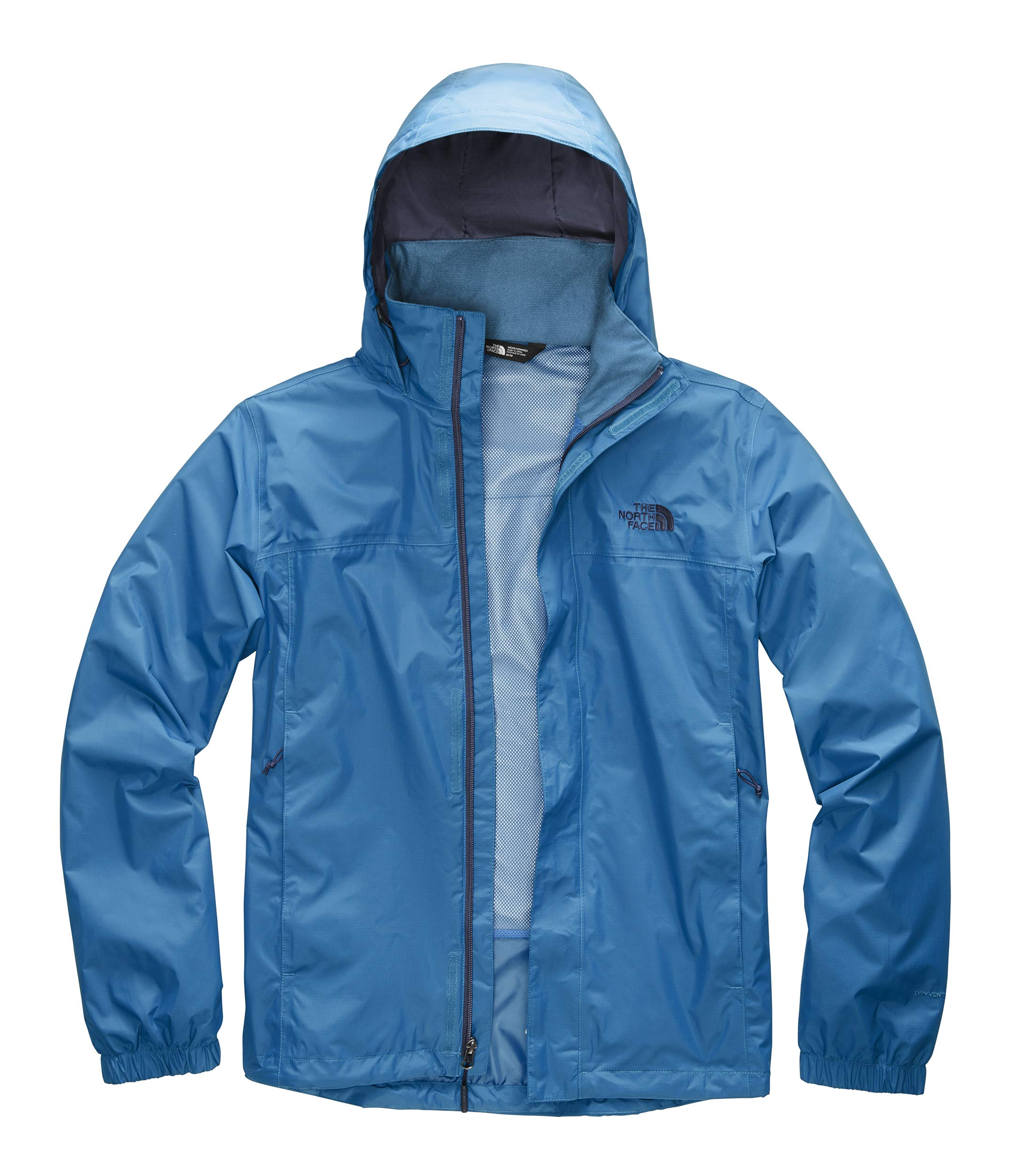The North Face Men's Resolve 2 Jacket, Heron Blue, Small