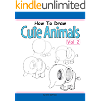 How to Draw Cute Animals Vol 2