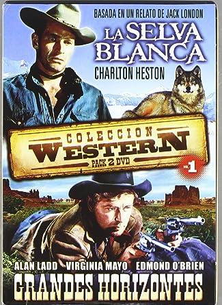 Pack Colección Western (Vol.1) [DVD]: Amazon.es: Charlton Heston ...