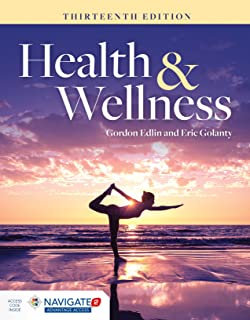 Health and Wellness: Gordon Edlin, Eric Golanty: 9781284067293