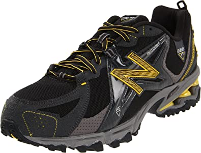 super populaire 2092f c7bef New Balance MT 810 BY Mens Running Trainers/Shoes - Black ...