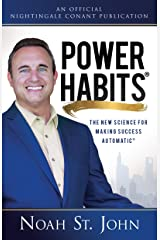 Power Habits: The New Science for Making Success Automatic (An Official Nightingale Conant Publication) Kindle Edition