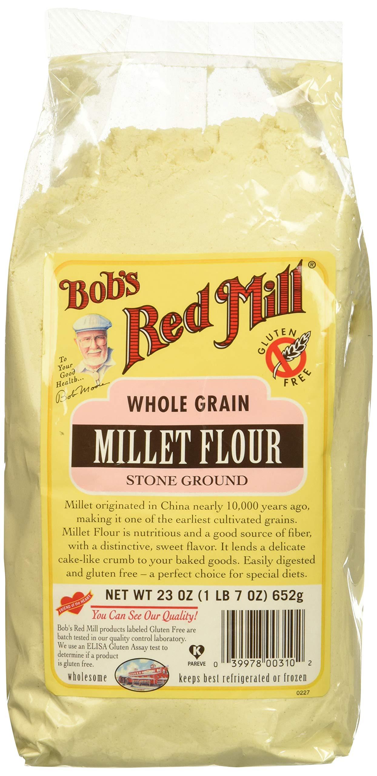 BOBS RED MILL FLOUR GF MILLET