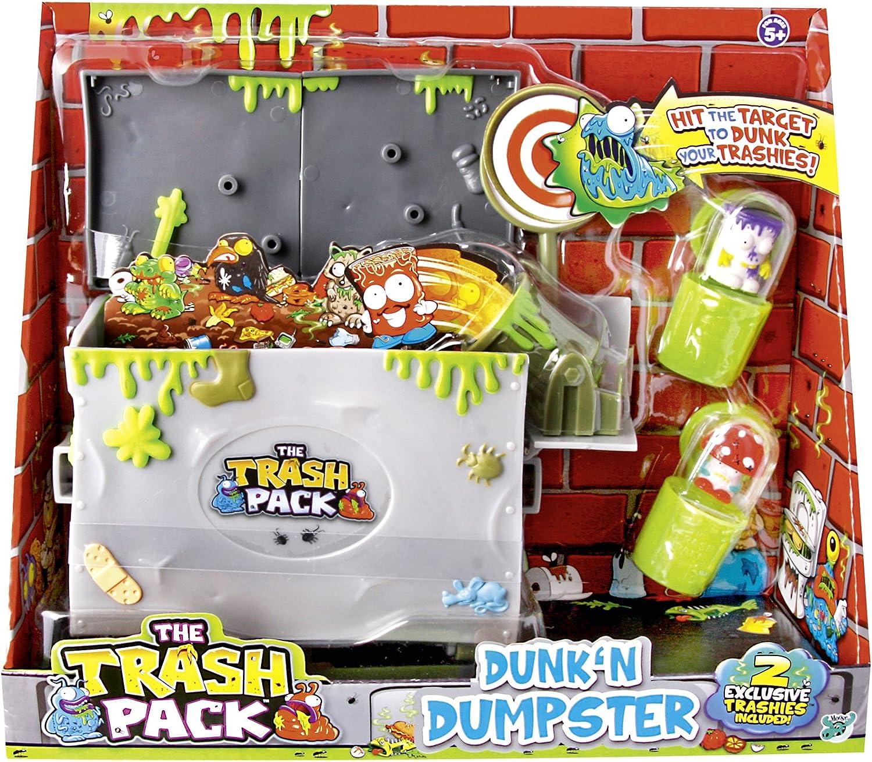 Giochi Preziosi Trash Pack Contenedor De Basur: Amazon.es: Juguetes y juegos