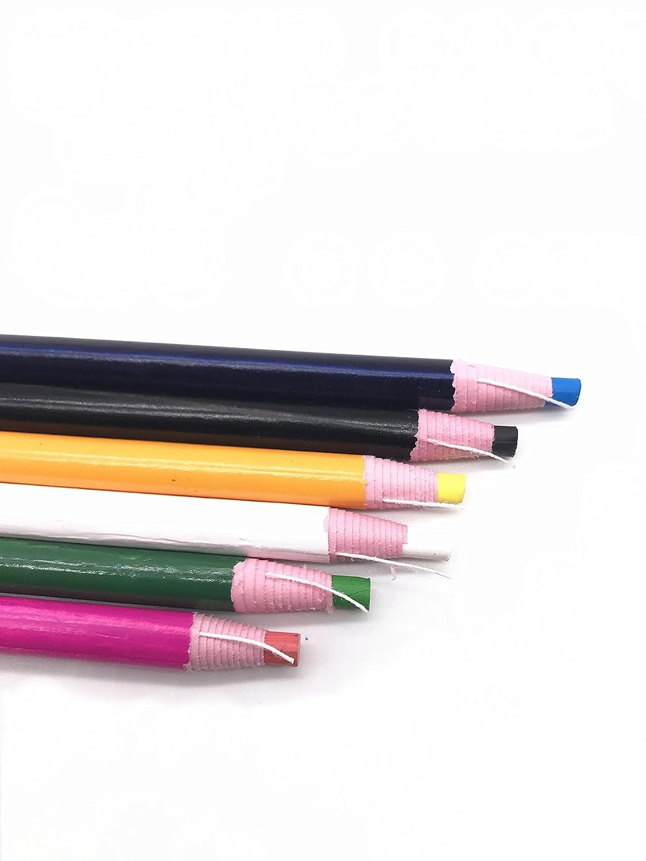 Marking and Tracing Tools 6 Pcs Sewing Mark Pencil