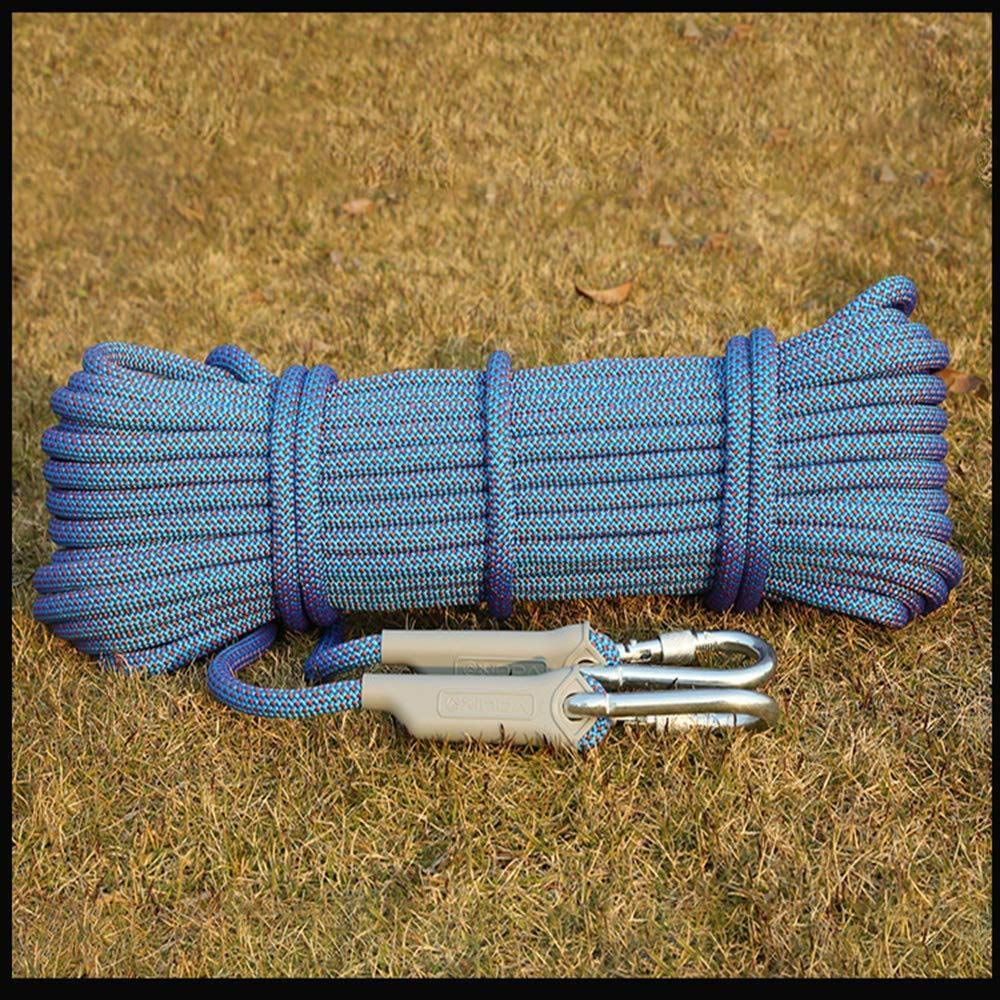 HWPYSL Outdoor-Ausrüstung liefert Kletterseil Sicherheit Seil Downhill Seil Feuer Seil Flucht Seil Lebensader