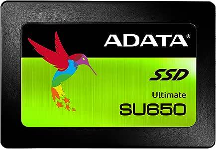 HD 2.5 SSD 120GB SATA3 ADATA SU650: Amazon.es: Informática